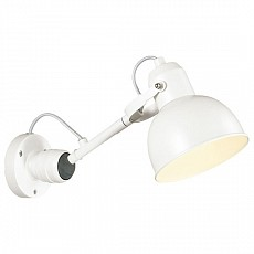 Бра Odeon Light Arta белый арт. 4126/1W