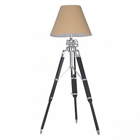 Торшер DeLight Collection Floor Lamp черный арт. KM028F amber