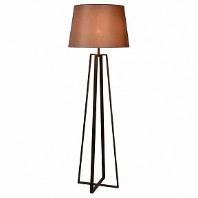 Торшер Lucide Coffee lamp коричневый арт. 31798/81/97